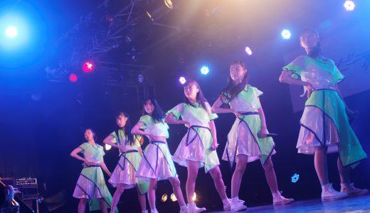 桜エビ~ずが満員のワンマンライブで白熱のパフォーマンス!念願の1stコンサートの発表にメンバー涙