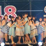 AKB48・STU48が初の合同握手会!STU48薮下楓が登壇し、ライブパフォーマンスも大盛況