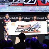 新作アプリ「ミニ四駆 超速グランプリ」で棚橋弘至、徳井青空、かえひろみがライバルレーサーに!TGS2019ステージにて発表