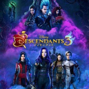 「ディセンダント3」が公開初日でディズニーデラックスでのサービス開始以来、最高視聴数を獲得!