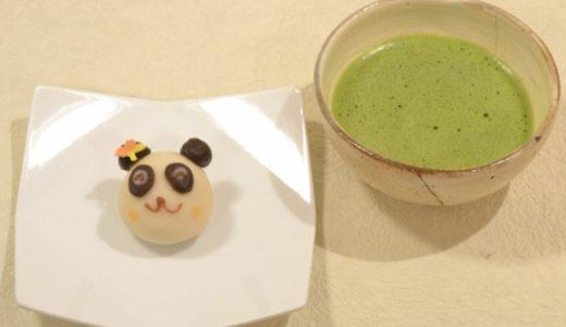 松坂屋上野店中2階「茶寮 銀座清月堂」が「毎日パンダカフェ」に!パンダだらけのカフェが初のロングラン