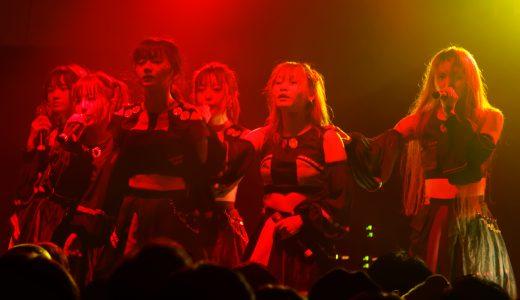MIGMA SHELTERが東名阪ツアー「Psy Spirit Tour」ファイナル!ソールドアウトのフロアを熱狂の波に揺らす