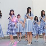 青春高校女子アイドル部がギュウ農フェス秋のSPに登場!夕暮れの野外ステージでさわやかなパフォーマンス