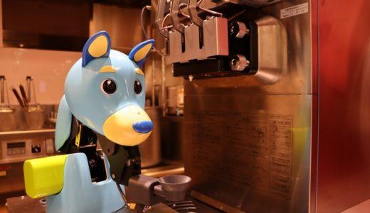イトーヨーカドー幕張店内「ポッポ幕張店」にて、たこ焼ロボット(OctoChef)とソフトクリームロボット(レイタ)稼働開始!