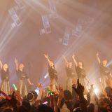 桜エビ~ずが「ukka」へ改名!ソールドアウトの初ホールコンサートは圧倒的パフォーマンスで全29曲を熱唱