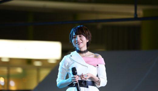 声優・富田美憂が20歳バースデー&アーティストデビュー記念イベント!ヴィーナスフォートは温かな雰囲気に