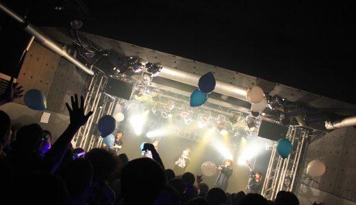 CYNHNの初全国ライブツアー初日、名古屋でのレポートが到着!ステージにて2020年3月のツアー開催を発表