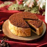 人気のミルクチーズケーキがクリスマス仕様に、「東京ミルクチーズ工場」から「ティラミスケーキ」が新登場