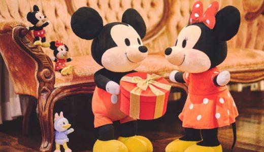 ぬいもーずの1周年記念にビッグサイズのミッキーマウスとミニーマウスが登場!バンドメンバー募集オーディションも開催中
