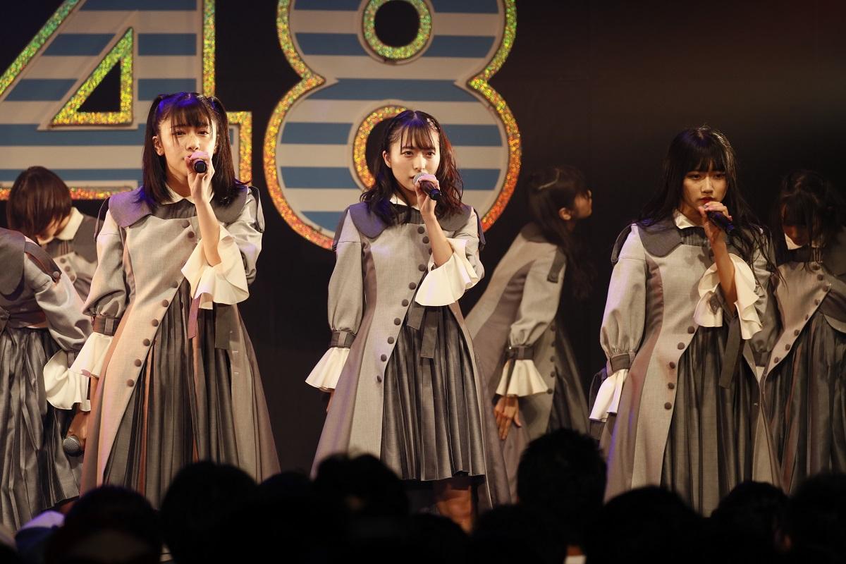STU48が初めての全国ツアーを完走! HKT48メンバーサプライズ登場ほか、ツアー追加公演・4thシングルのリリースも発表