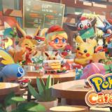 『ポケモンカフェ ミックス』配信開始!5つのお知らせで、ますます楽しみいっぱいに