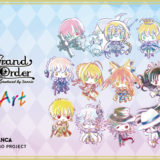 『Fate/Grand Order Design produced by Sanrio』よりキュートな商品9種が受注開始!