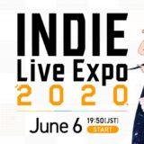 インディゲームのための情報番組「INDIE Live Expo 2020」をキミノミヤが欧米に向けてサイマル放送!