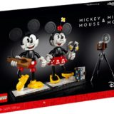 レゴ ディズニーシリーズにアイコニックなキャラクターが登場 レゴ®ディズニー ミッキーマウス & ミニーマウス