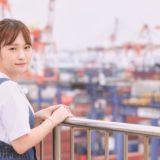 川栄李奈が海の現場に潜入する「海の日プロジェクト 2020」WEB動画が公開!オフショット&制作エピソードも