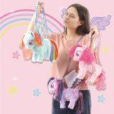 ぬいぐるみポシェットも登場!「MY LITTLE PONY(マイリトルポニー)」新ブランドテーマは「My Little Pony, my little magic」