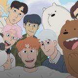 MONSTA X、R&Bシンガー・ガラントと『ぼくらベアベアーズ』 のコラボエピソード が日本初放送!