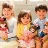 ディズニーのお世話人形『ずっと ぎゅっと レミン&ソラン』シリーズの公式インスタグラムが開設!「豪華セットが当たるプレゼントキャンペーン」が開催